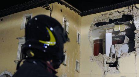 Terremoto nel Maceratese, due scosse fortissime (Calavita)