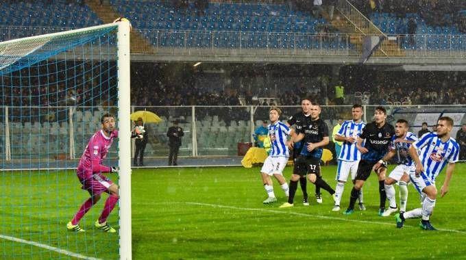 Il gol di Caldara regala la vittoria all'Atalanta