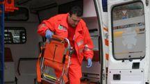 Ambulanza (archivio Crocchioni)