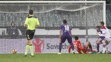 Il Crotone ottiene il suo secondo punto in Serie A (LaPresse)