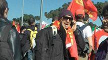 Alessandro Martini ad una manifestazione