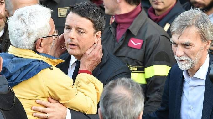 Renzi a Camerino