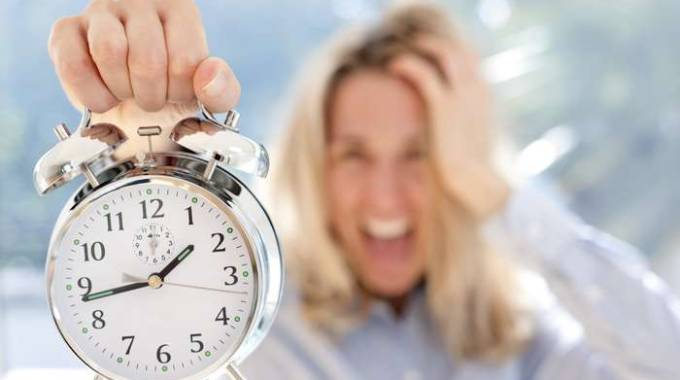 Cambio dell'ora (Olycom)