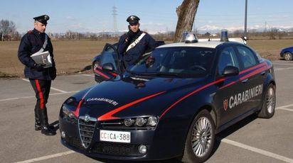 Decisivo l'intervento dei carabinieri