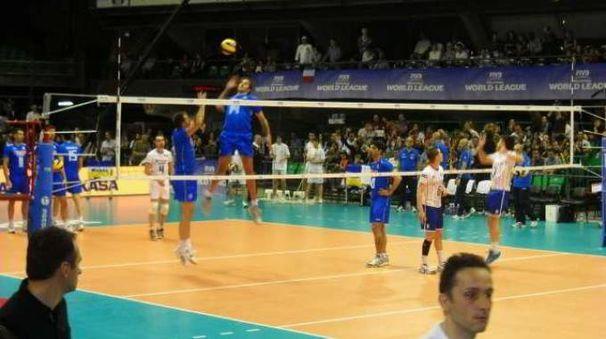 Volley serie D maschile Rosignano