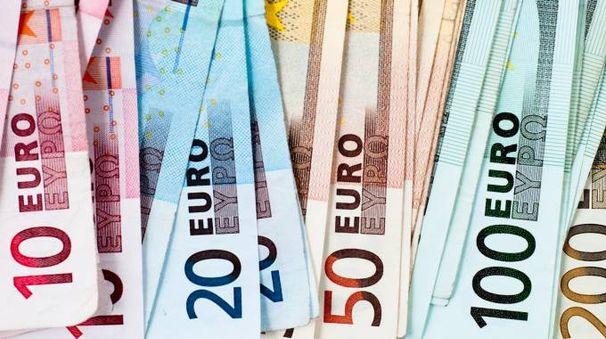 Banconote di diverso taglio