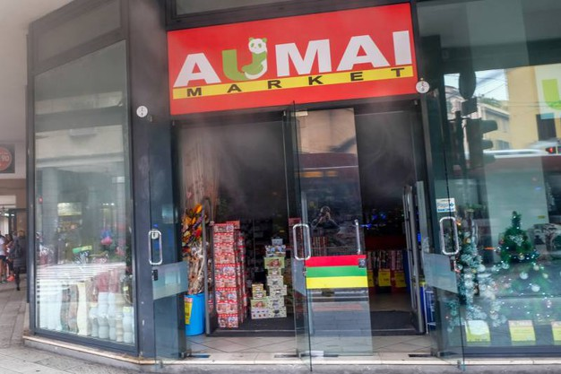 grandi negozi cinesi