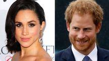Meghan Markle, 35 anni, e il principe Harry, 32 (Lapresse)