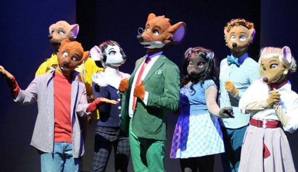 Musical Geronimo Stilton
