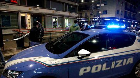 Sparatoria a Loreto, intervento della polizia