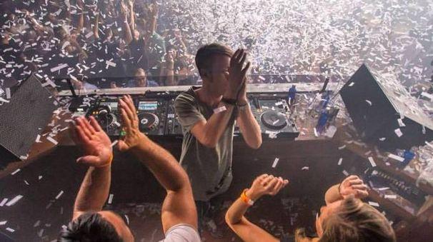 John Jacobsen, resident dj del Pacha Ibiza, tra le star della notte più lunga