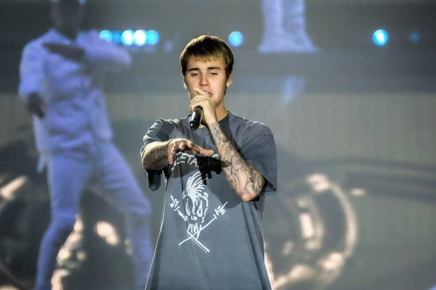 'Purpose World Tour all'Unipol Arena di Bologna (Foto Schicchi)