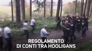 Violenza nei boschi, rissa fra ultrà in Olanda
