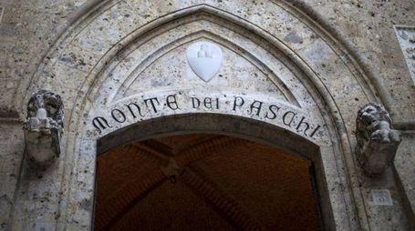 Monte dei Paschi (Ansa)