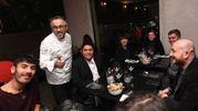 """""""Quando entra da Fourghetti, una persona deve potersi rilassare e scordarsi di tutto quello che è successo durante il giorno"""", ha raccontato lo chef"""