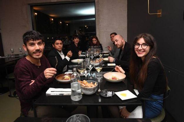 I tavoli dei vincitori