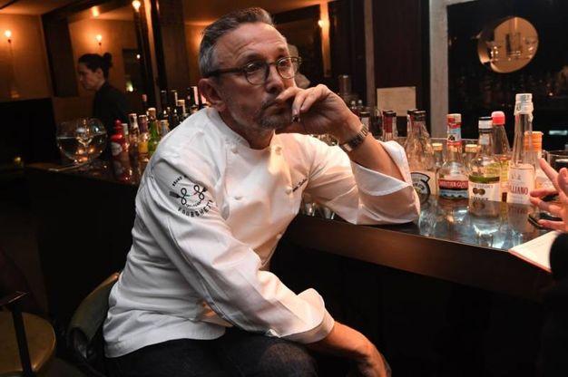 Lo chef Bruno Barbieri