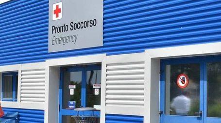 Il pronto soccorso dell'ospedale Versilia