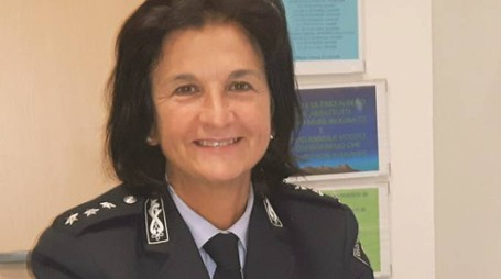 Lorena Severgnini, nuova comandante dei vigili