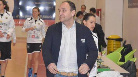 L'allenatore 'Ciko' Sacchi