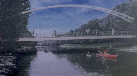 Rendering del ponte