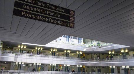 Il tribunale di Ancona (archivio Emma)