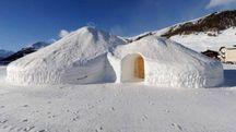 """La """"Snow Suite"""" a Livigno (Foto archivio Lac Salin)"""