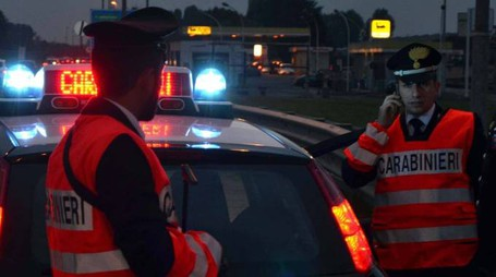 I carabinieri hanno avviato le indagini (Gazzola)