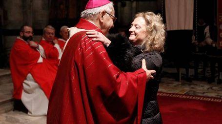 L'arcivescovo Buoncristiani