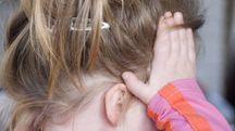 Violenza sessuale su una bimba di 6 anni a Rimini (foto d'archivio Olycom)