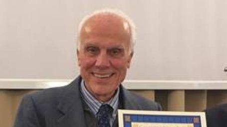 Il presidente Sacconi