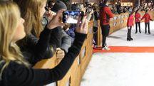 Una pista del ghiaccio (foto archivio Zani)
