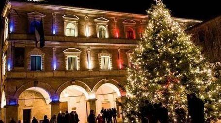 C'è già aria di Natale a Cinisello