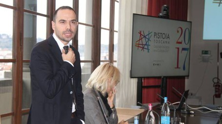 Il sindaco Bertinelli