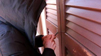 I ladri colpiscono un po' ovunque (foto Ravaglia)