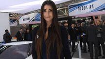 Irina Florea, 30 anni, dalla Moldavia (Foto Schicchi)