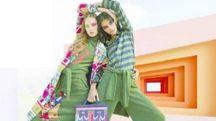 Le creazioni di Stella Jean per Benetton (da resto del carlino)