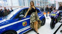 Eleonora Pedron, madrina del Motor Show numero 40 (fotoSchicchi)