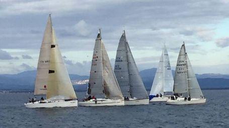 Il Campionato Invernale a Punta Ala