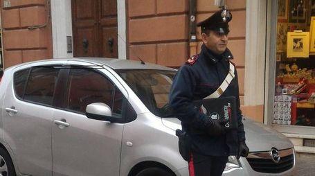 Carabinieri in azione (foto d'archivio)
