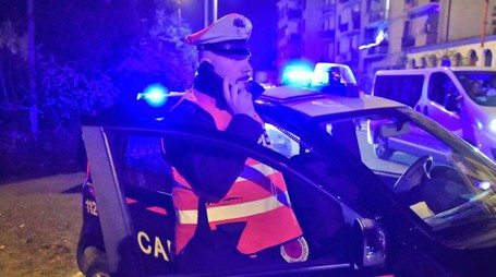 I carabinieri hanno denunciato un 23enne della provincia di Ancona (foto d'archivio)