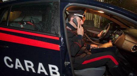 I carabinieri di San Donato in azione