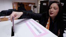 I senesi al voto