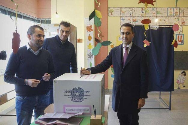 Il vice presidente alla Camera Luigi di Maio (M5S) (Ansa)