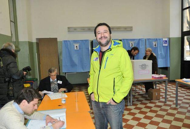 Mateo Salvini (Newpress)