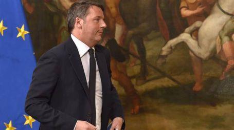 Matteo Renzi si dimette (Afp)