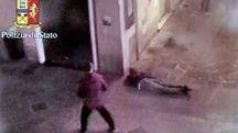 L'aggressione al  cameriere bengalese  in Corso Italia