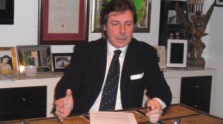 L'imprenditore Renato Ancorotti, 60 anni