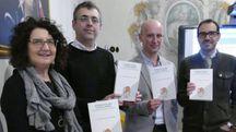Maria Grazia Ciambellotti, Simone Faggi,  Marco Paolicchi e Maurizio Gentile Foto Attalmi