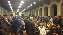 L'assemblea dei tifosi del Pisa alla Leopolda